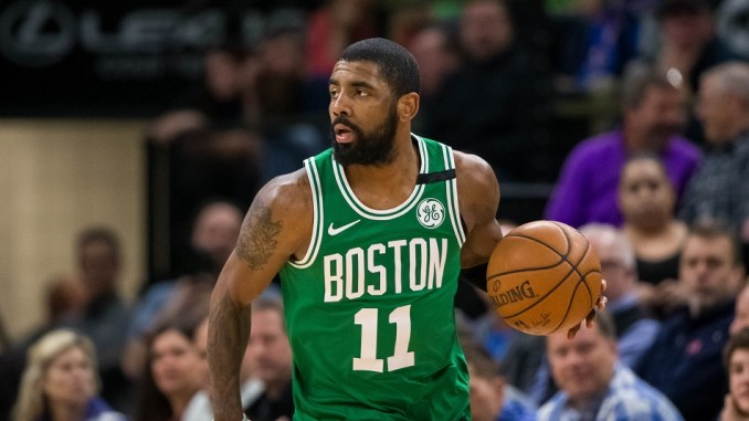 Report: Kyrie Irving Is Knicks' Top Target In 2019 Free Agency