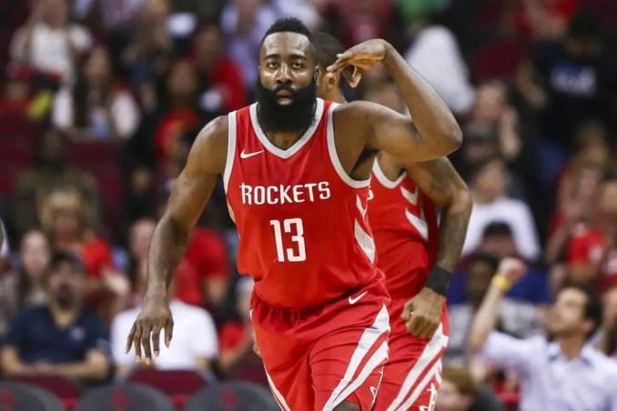 Houston Rockets, James Harden, NBA