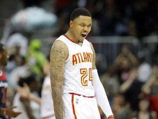 Atlanta Hawks, Kent Bazemore, NBA