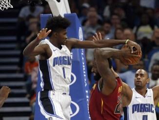 Jonathan Isaac, NBA, Orlando Magic