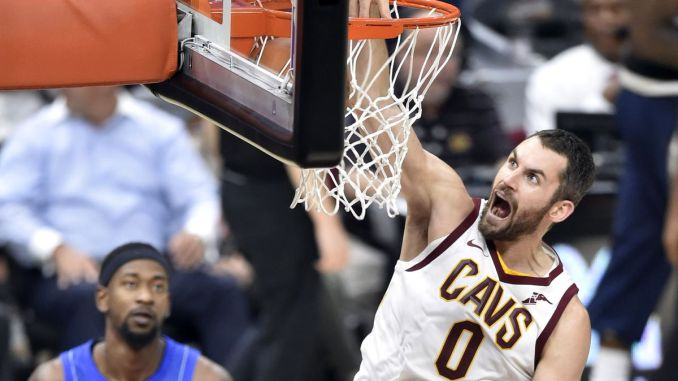 Cleveland Cavaliers, Kevin Love, NBA