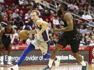 Detroit Pistons, Luke Kennard, NBA
