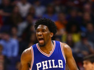Joel Embiid, NBA, Philadelphia 76ers