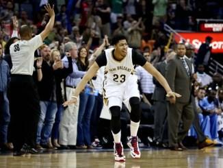 Anthony Davis, New Orleans Pelicans, NBA, MVP