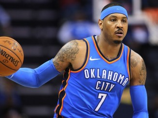 Carmelo Anthony, Houston Rockets, NBA