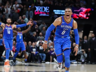 NBA, Oklahoma City Thunder, Rissell Westbrook