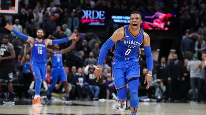 NBA, Oklahoma City Thunder, Rissell Westbrook