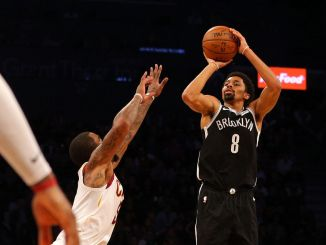 Spencer Dinwiddie, Brooklyn Nets, J.R. Smith, Cleveland Cavaliers