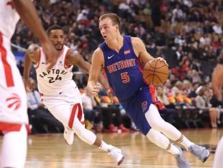 Luke Kennard, Detroit Pistons, Norman Powell, Toronto Raptors, Clippers, Nets, Landry Shamet