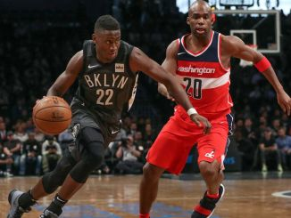 Caris LeVert, Brooklyn Nets, Jodie Meeks, Washington Wizards