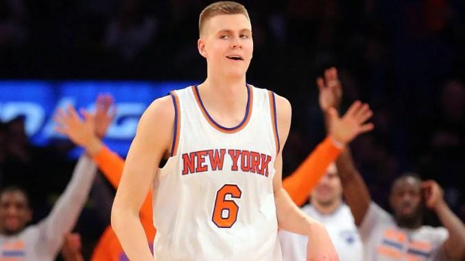 Kristaps Porzingis, NBA, New York Knicks