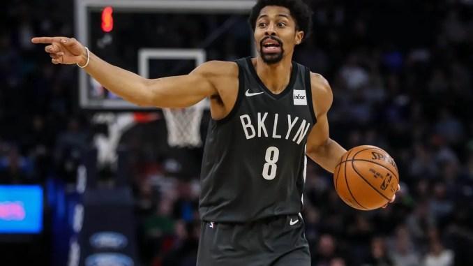 Brooklyn Nets, NBA, Spencer Dinwiddie