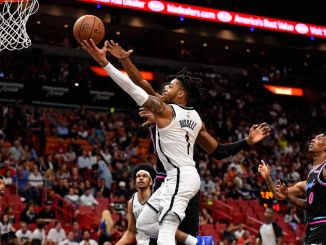 D'Angelo Russell, Brooklyn Nets, NBA