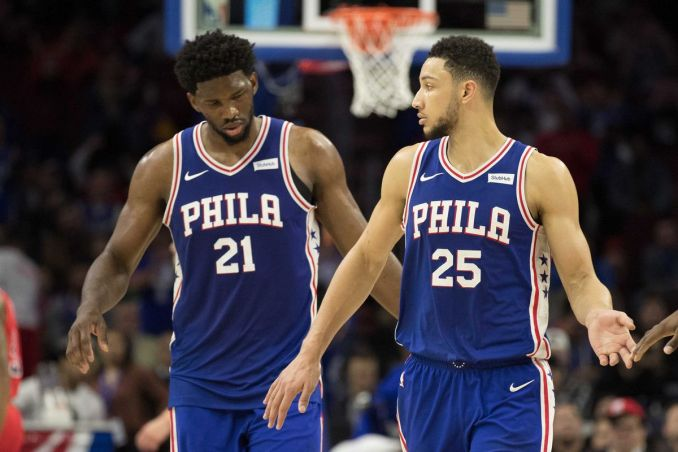 Ben Simmons, Joel Embiid, Philadelphia 76ers, NBA Rumors, Bulls, Houston Rockets, James Harden