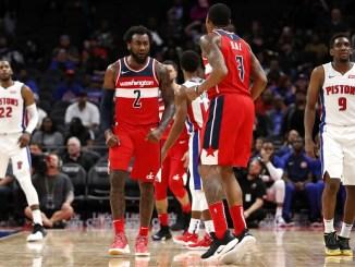John Wal, Bradley Bea, Washington Wizards, NBA