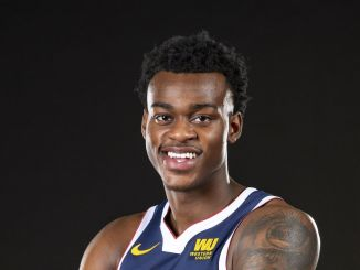 Jarred Vanderbilt, Denver Nuggets, NBA