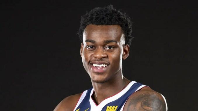 Jarred Vanderbilt, Denver Nuggets, NBA