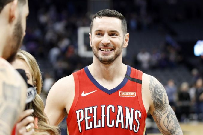 JJ Redick, Los Angeles Lakers, Philadelphia 76ers, Milwaukee Bucks, NBA Rumors, Heat, Pelicans