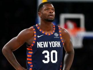Julius Randle, Knicks, Rockets, NBA Trade Rumors, Russell Westbrook