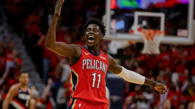 New Orleans Pelicans, Jrue Holiday, Zion Williamson, Nuggets, NBA Trade Rumors, Myles Turne, Brooklyn Netsr