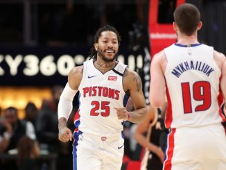 Derrick Rose, Detroit Pistons, Miami Heat, NBA Trade Rumors, Ben Simmons, Joel Embiid