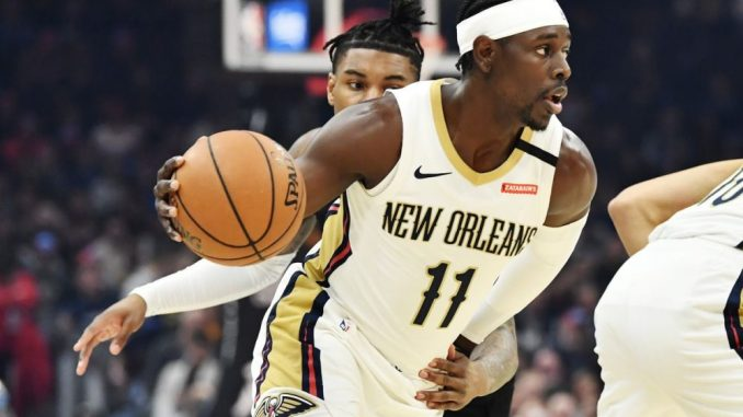 New Orleans Pelicans, Chicago Bulls, Indiana Pacers, Jrue Holiday, Miami Heat, Dallas Mavericks, Luka Doncic, Nets, NBA Rumors, Warriors, Atlanta Hawks, Philadelphia 76ers, Nuggets