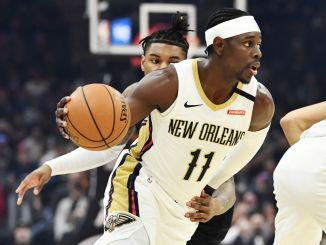 Pelicans, Jrue Holiday