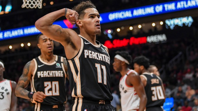 Trae Young, Hawks, Jazz, NBA Trade Rumors