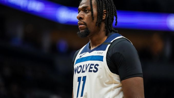 Naz Reid, Timberwolves, Fantasy Basketball