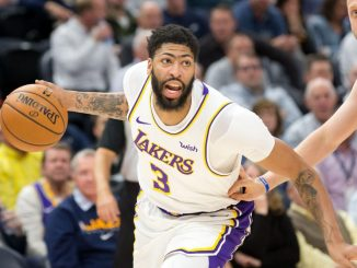 Anthony Davis, Los Angeles Lakers, LeBron James, NBA Rumors