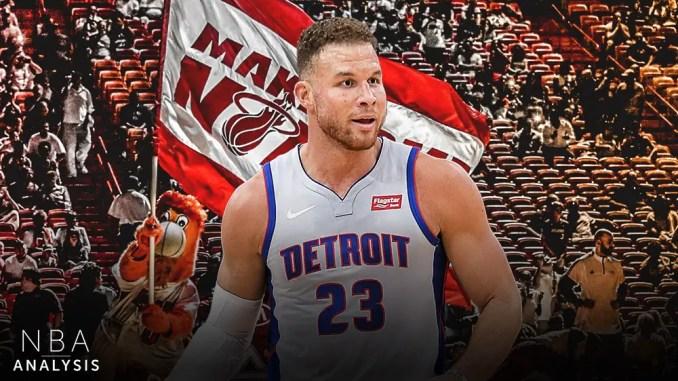 Blake Griffin, Heat, Jimmy Butler, Pistons