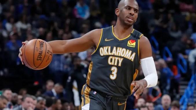 Chris Paul, Milwaukee Bucks, Thunder, Boston Celtics, NBA Trade Rumors
