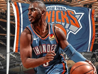 Chris Paul, Knicks