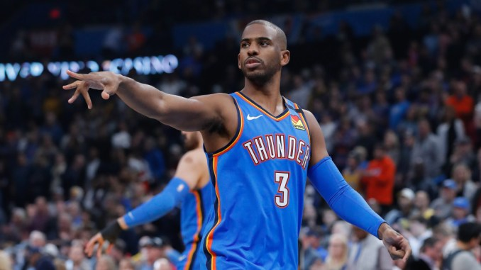Chris Paul, Thunder, Knicks, Bucks, Lakers, NBA Trade Rumors