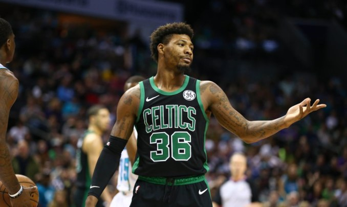 Marcus Smart, Jazz, Celtics
