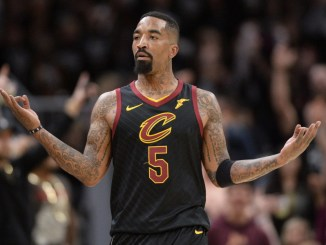 J.R. Smith, Lakers