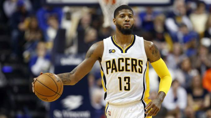 Paul George, Pacers