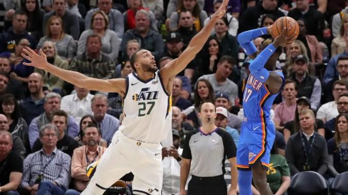 Jazz, Rudy Gobert, Celtics, Hawks, NBA Trade Rumors