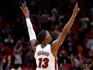 Miami Heat, Bam Adebayo, Lakers