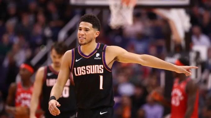 Devin Booker, Phoenix Suns, NBA Trade Rumors