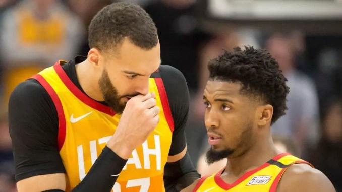 Utah Jazz, Donovan Mitchell, Rudy Gobert, Boston Celtics, NBA Trade Rumors