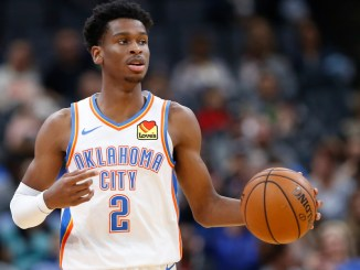 Shai Gilgeous-Alexander, Fantasy Basketball, Oklahoma City Thunder, Chris Paul, Houston Rockets, James Harden