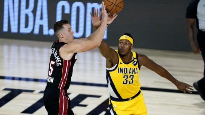 Myles Turner, Pacers, NBA Trade Rumors