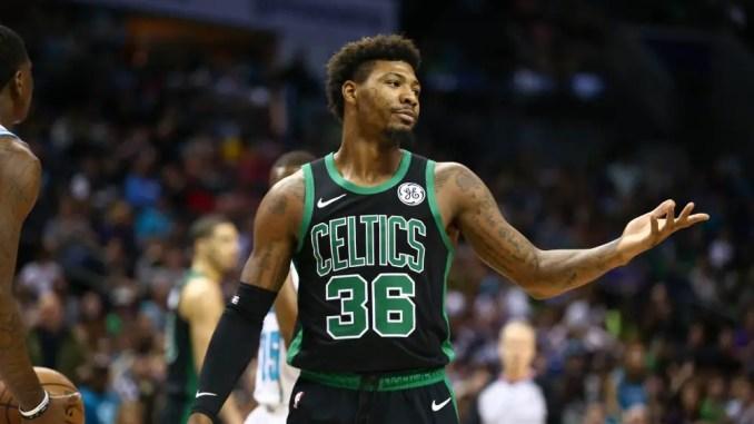 Marcus Smart, Golden State Warriors, Boston Celtics, NBA Rumors