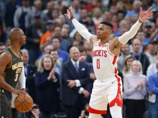 Russell Westbrook, Houston Rockets, Chicago Bulls, Miami Heat, Charlotte Hornets, NBA Rumors