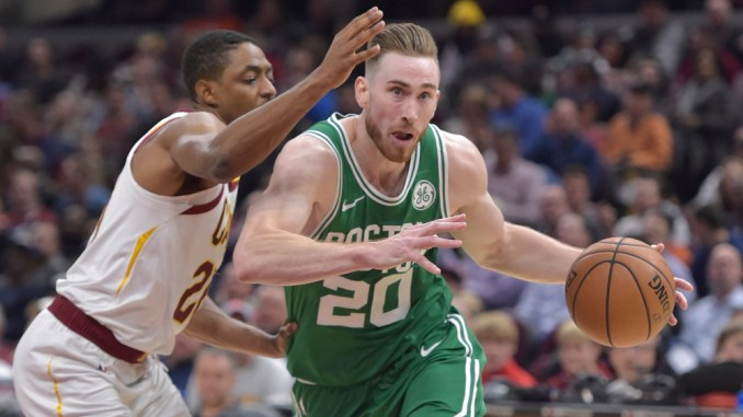 Gordon Hayward, Celtics, Rockets, Harden