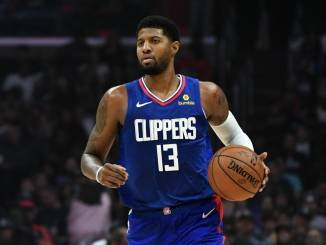 Paul George, Brooklyn Nets, Los Angeles Clippers, Miami Heat, New Orleans Pelicans, Philadelphia 76ers, Washington Wizards, Bradley Beal, NBA Rumors, Chicago Bulls, Warriors, Houston Rockets, Russell Westbrook, Dallas Mavericks, Luka Doncic, Boston Celtics, Jayson Tatum