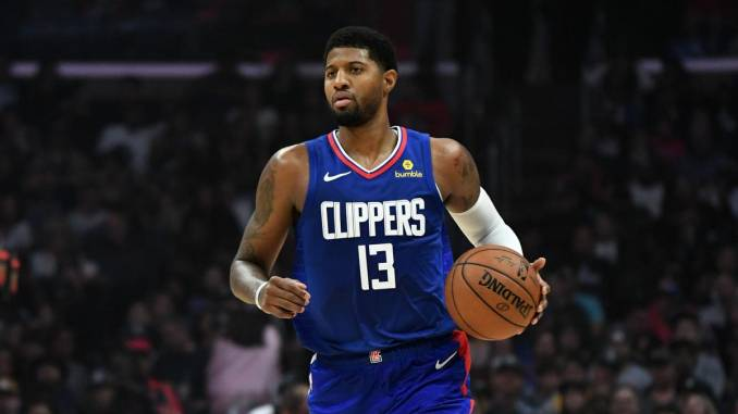 Paul George, Nets, Clippers, Heat, Pelicans, 76ers