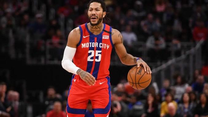 Detroit Pistons, Derrick Rose, Los Angeles Clippers, NBA Trade Rumors