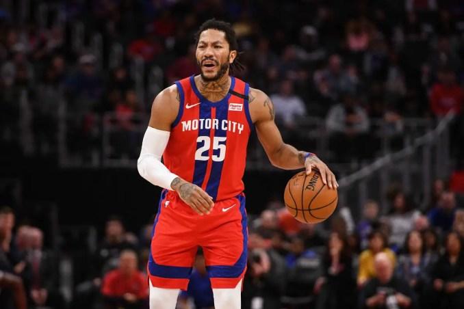 Detroit Pistons, Bucks, Derrick Rose, Los Angeles Clippers, NBA Trade Rumors, Los Angeles, Giannis Antetokounmpo